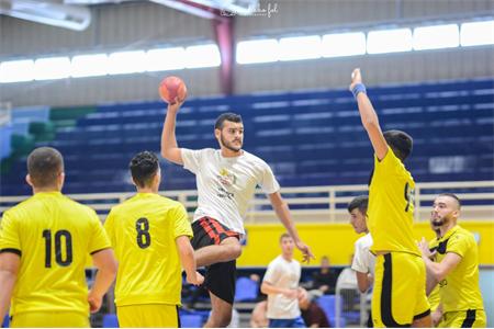 منتخب القاسمي لكرة اليد يفوز بالمرتبة الثانية في بطولة لواء حيفا